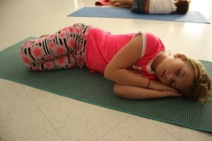 yoga for kids training